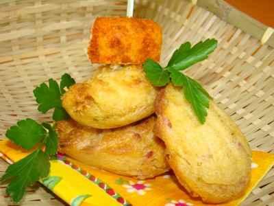 recette - ch'tites madeleines à la boulette d'avesnes
