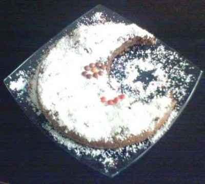 recette - croissant de lune en chocolat