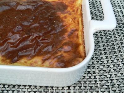 recette - far aux pruneaux breton