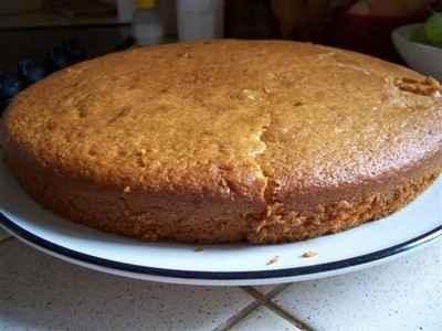 recette - le gâteau au yaourt