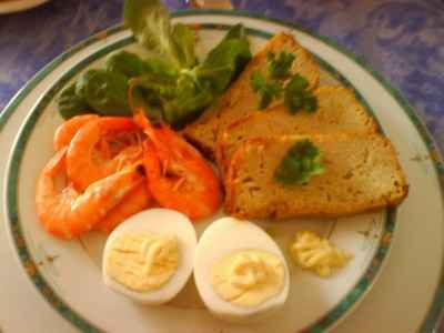 recette - le pain au thon