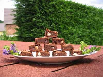 recette - mes brownies préférés façon usa