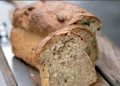 recette - pain aux graines de courge