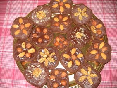 recette - sablés au chocolat