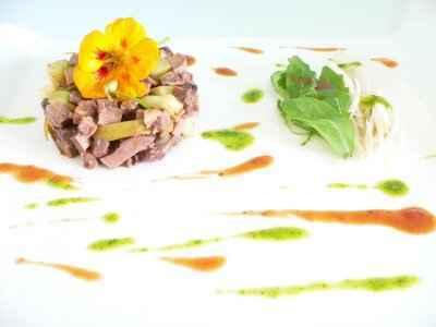 recette - salade de langue de boeuf