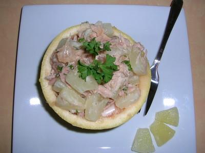 recette - salade martiniquaise