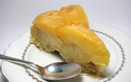 recette - tarte tatin sans gluten