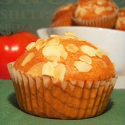 recette - tomato muffins aux épices & huile d'olive
