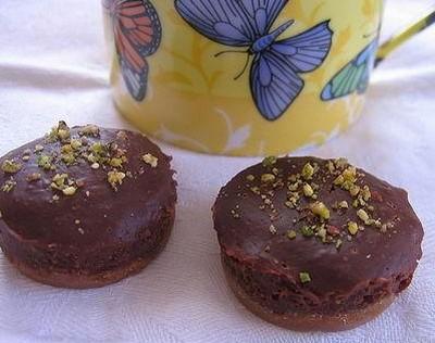 recette - bonbons spéculoos, pistaches et chocolat au lait
