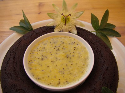 recette - crème de kiwi