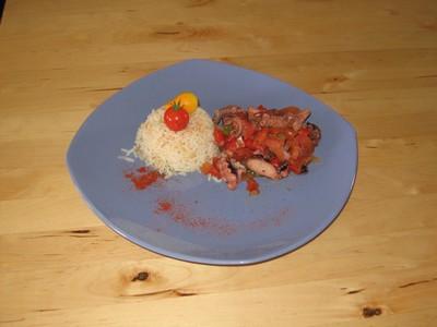recette - daube de poulpe