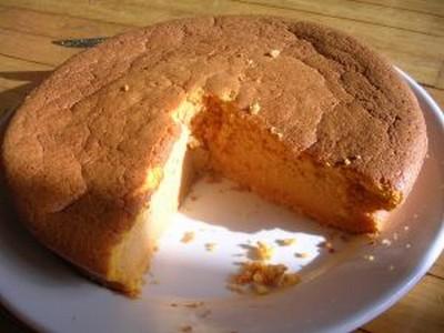 recette - gâteau au potiron comme chez mamie