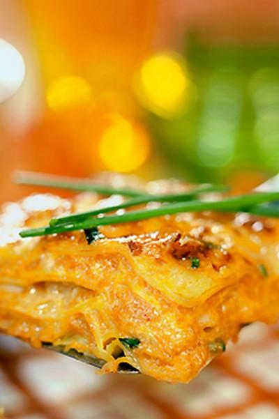 Recette lasagnes de potiron facile et rapide - Lasagne facile et rapide ...