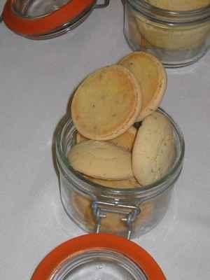 recette - macaron à l'anis