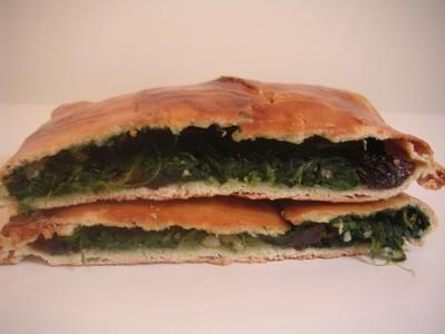 recette - mini empanada aux blettes