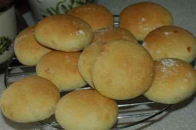 recette - pains kebab