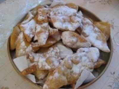 recette - scharwa (ou merveilles d'alsace)