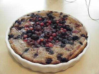 recette - tarte framboise crème d'amande