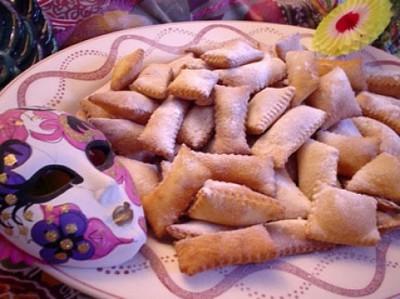 recette - beignets vénitiens