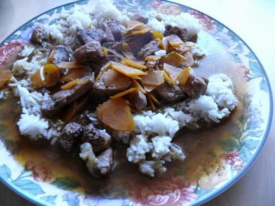 recette - brochettes de porc tandoori