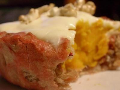 recette - fun tartelettes au potimarron, noix et comté