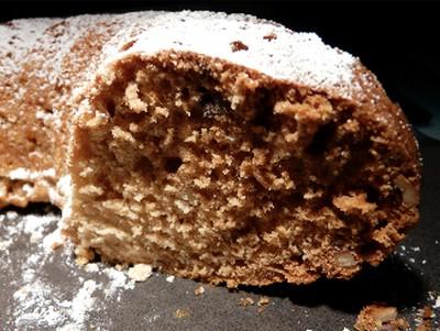 recette - gâteau ambré aux épices douces pour le goûter