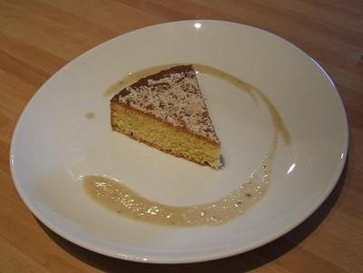recette - gâteau colette