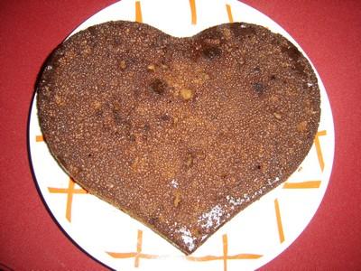 recette - gâteau facile au chocolat