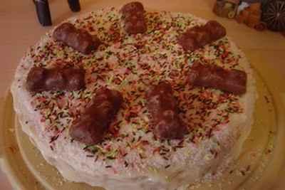 recette - gâteau mon blanc noix de coco et citron vert
