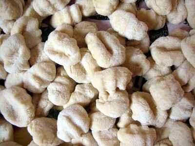 recette - gnocchi di patate