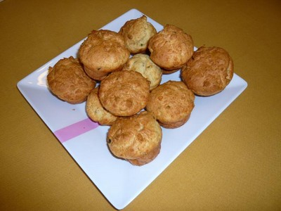 recette - muffins aux ananas