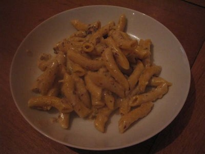 recette - penne 4 fromages