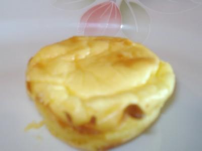 recette - petit flan de pomme de terre