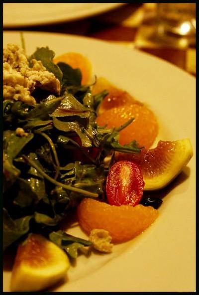 recette - 'summer salad' raffinée, tendance et originale