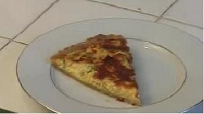 recette - tarte au poireaux