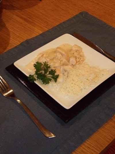 recette - blanquette de poisson au lait de coco et aux épices