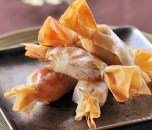 recette - bonbons de foie gras