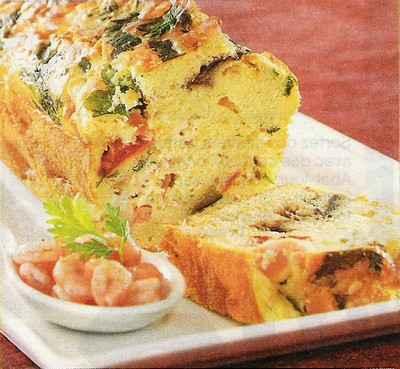 Recette Cake Au Foie Gras Et Pommes