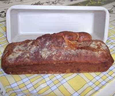 recette - cake de lardons aux pruneaux