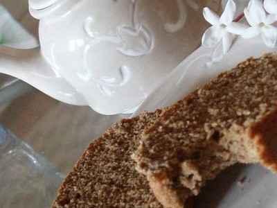 recette - cake oriental