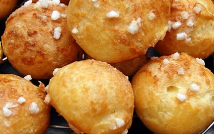 recette - chouquettes thermomix