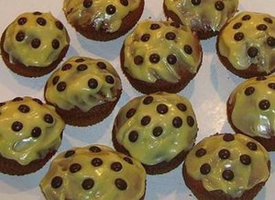 recette - cupcakes cacao et douceur de lait