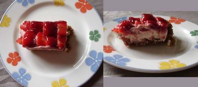 recette - délicieux de fraises