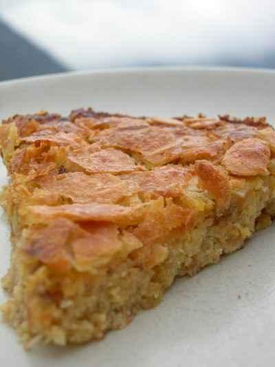 recette - gâteau aux miettes