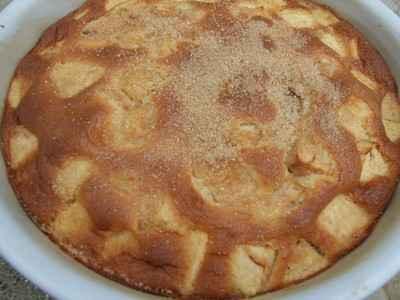 recette - gâteau pépère