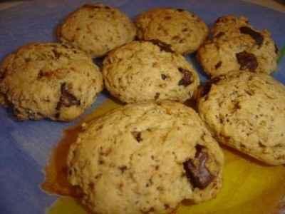 recette - les cookies