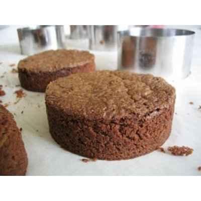 recette - moelleux au chocolat à la griotte