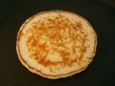 recette - pancakes au lait de coco