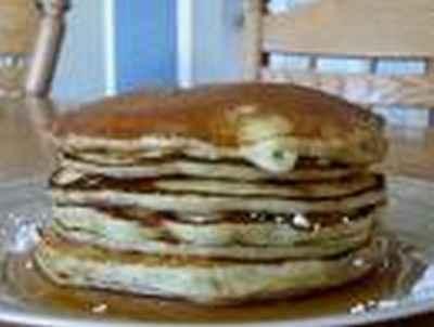 recette - pancakes ultra rapide