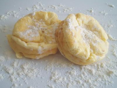 recette - petits pains au fromage